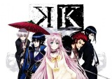 K anime project
