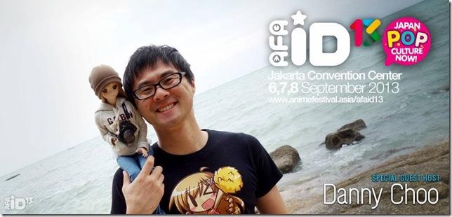 Guest Host Danny Choo
