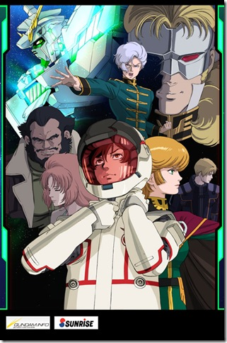 Gundam Unicorn ep 6