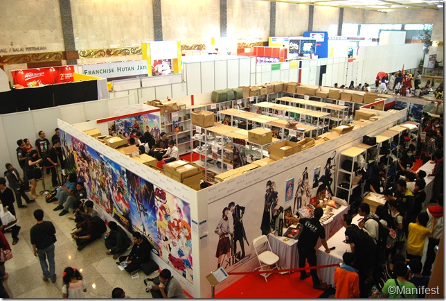 ODEX booth 1