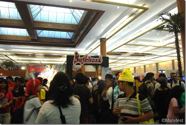 festival lobby