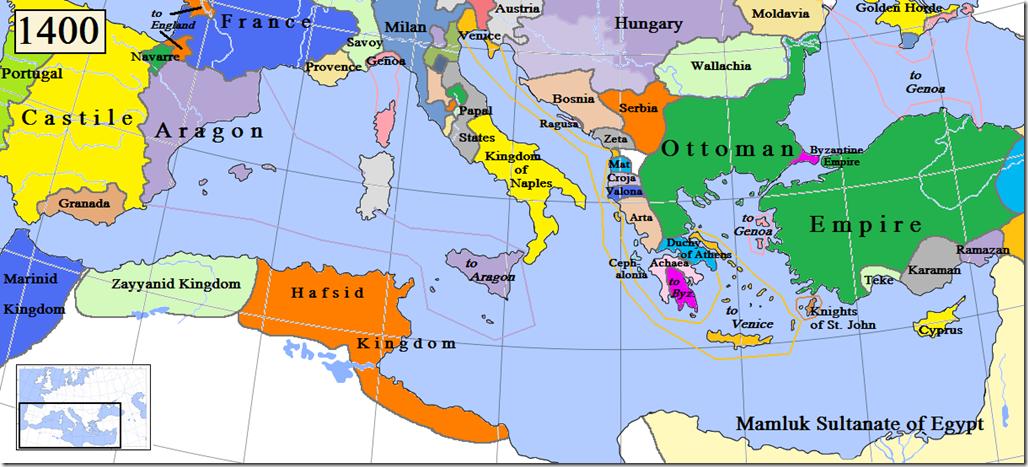 Mediterranean 1400